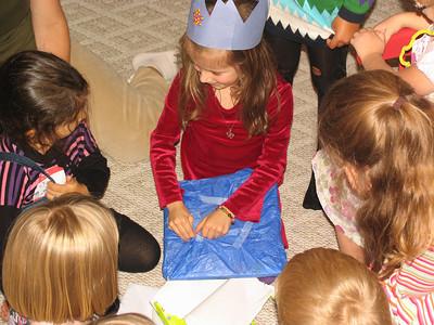 Sam's 6th Birthday Party