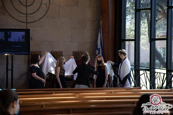 Helena & Eva B'not Mitzvah 1/8/21