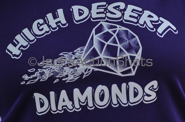 Sunny Beachres 60's vs High Desert Diamonds