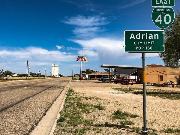 Adrian TX