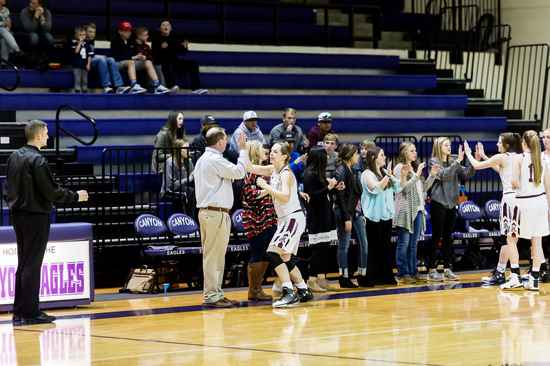 Lady Lopes vs Gruver, 2-16-2017 ( Area Championship )