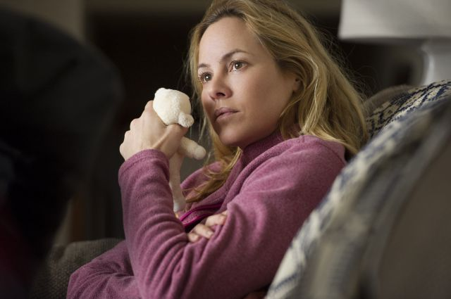 Description of . This image released by Warner Bros. Pictures shows Maria Bello in a scene from