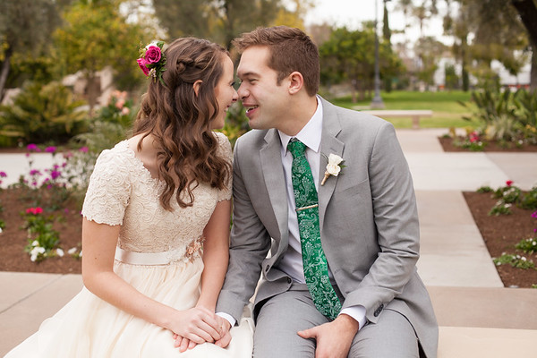 Rose & Michael - The Wright House