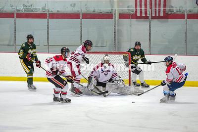 Ice Hockey: Rock Ridge/Heritage vs Langley 02.09.2018 (by Al Shipman)