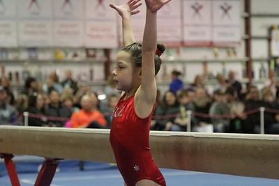 2016 PBM : Session 2 (1/30/16) : The Gymnastics Zone : Beam