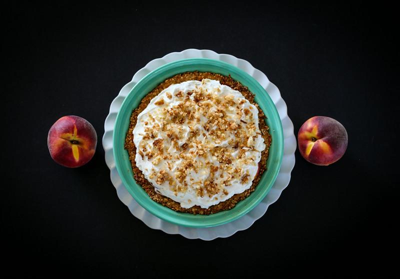 Klassen Family Fresh Peach Pie