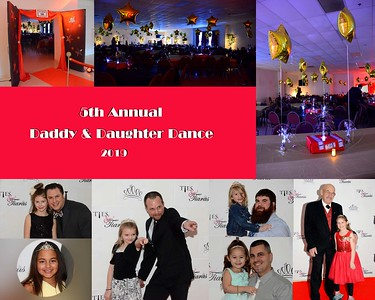 5th Annual Daddy Daughter Dance