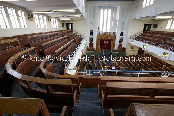 ENGLAND, London. Hendon United Synagogue (8.2016)