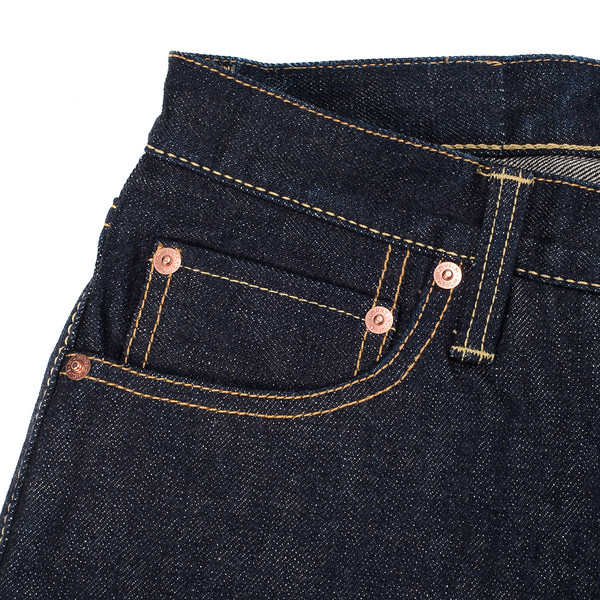 IH-666S-18 - Indigo 18oz Vintage Selvedge Denim Slim Straight Cut-8156.jpg