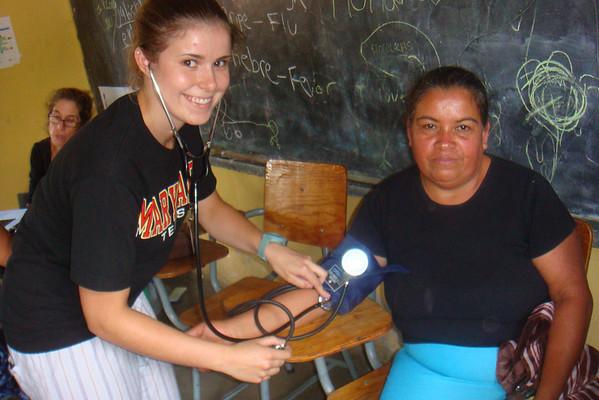 UMD, Medical, Honduras, 7/2011