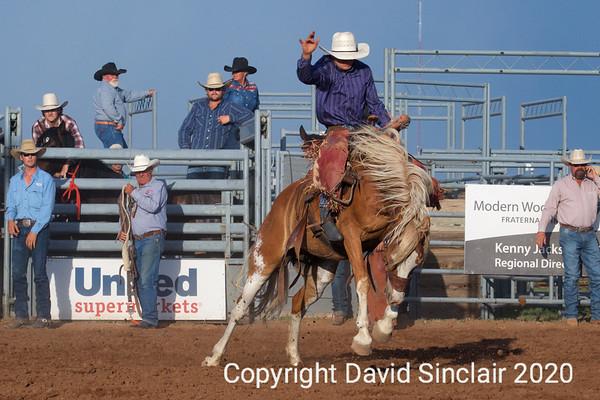 Range Riders  Broncs
