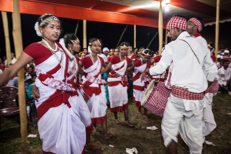 Tribal Dance competition