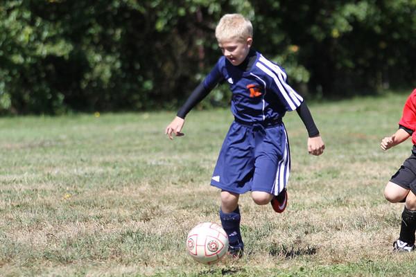 Aidan Soccer 10/23/12