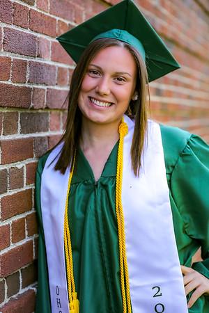 2020 Maggie and Cecelia Graduation