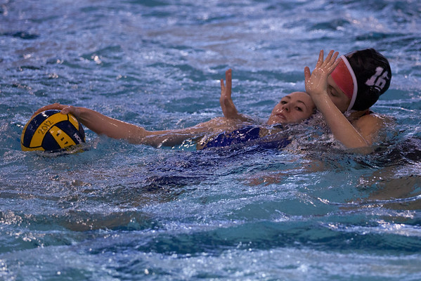 2012 Troy Water Polo