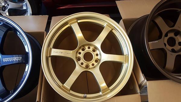 57DR Gold