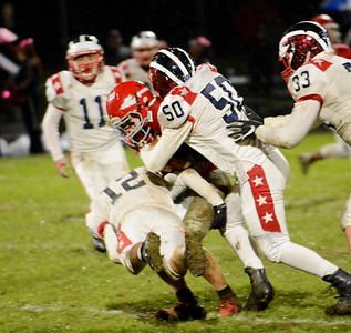 Niles at Edgewood football October 26, 2018