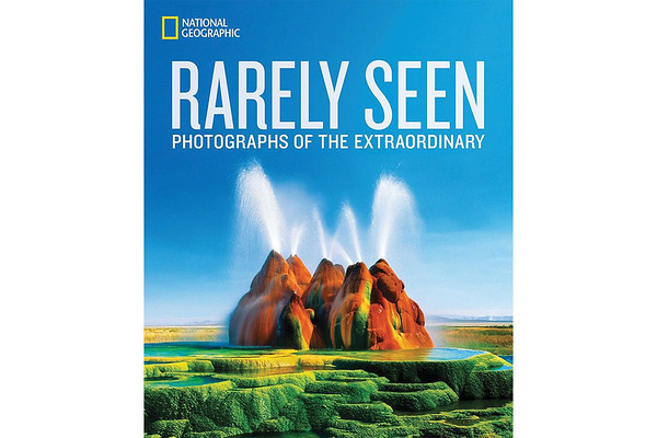 Rarely Seen Book Publication by National Geographic