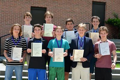 Middle School Language Awards