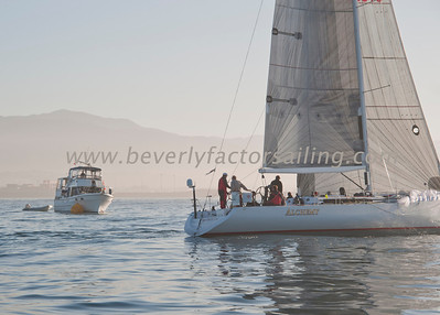 Newport to Ensenada 2011 FINISH