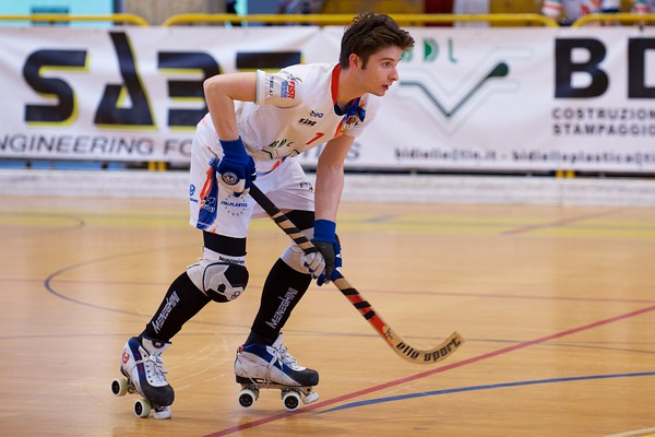 Playoff A2: Correggio Hockey vs HP Maliseti Prato
