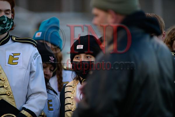EDHS Marching Band Photos 031921