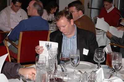 GE Volunteers Awards Dinner 2007