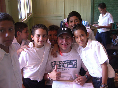 Costa Rica Mission Trip 2008