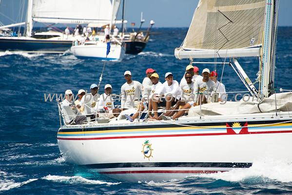 Antigua Race Week 2012