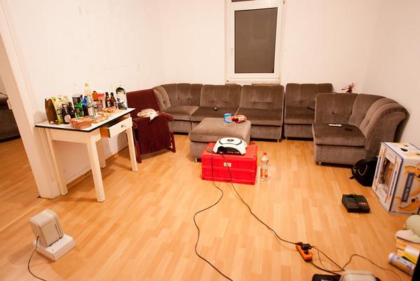 080902 Kino in meiner neuen Wohnung