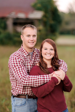 Lori and Matt Engagement 2017