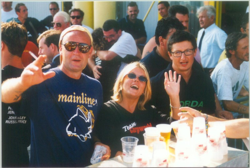WCC99-Pic - Mainline at BBQ