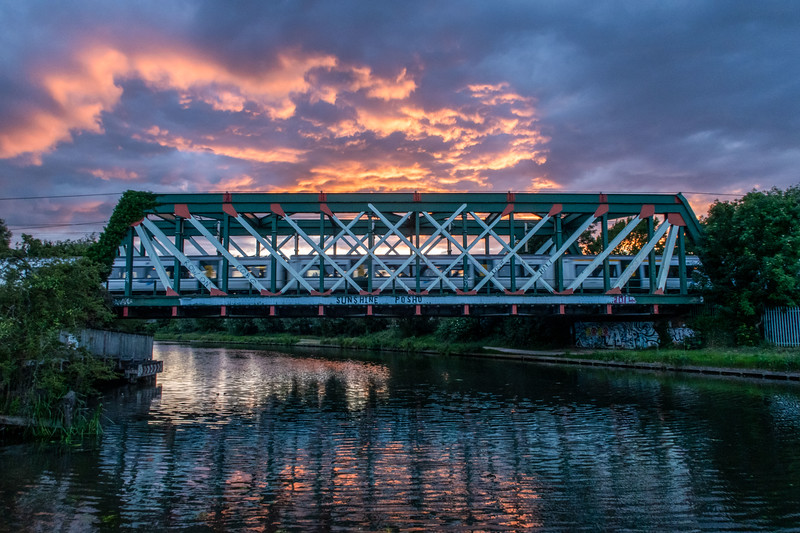 Railway Bridge, Cambridge