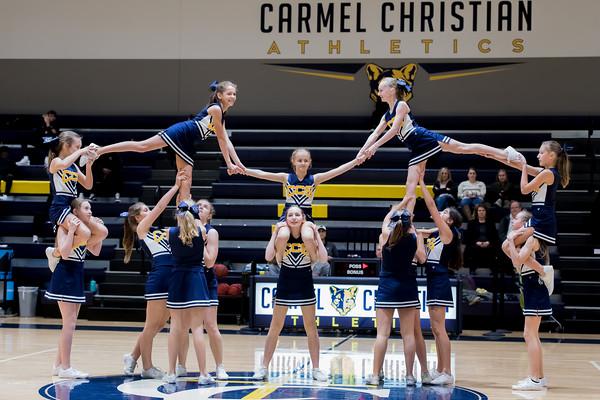 2019 - MS Cheerleading