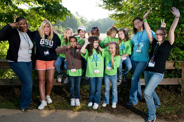 Session 2, Camp Twin Lakes, Funny Cabins and Groups