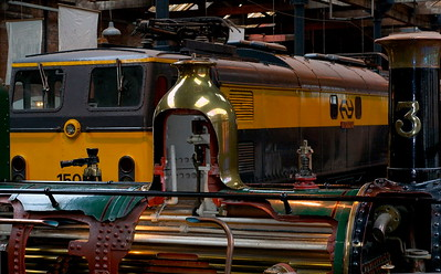 Class 76 and 77 electric locos