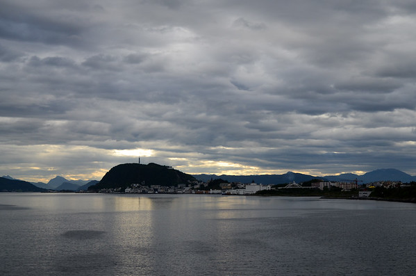 Alesund, Geiranger Fjord, and Molde