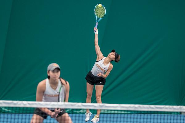 ISU Tennis vs TCU 03/21/21