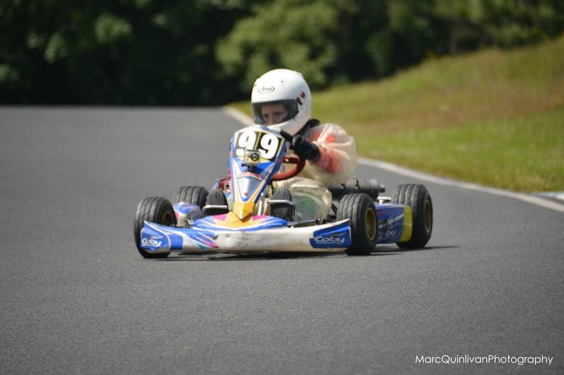 Motorsport Ireland - Round 5 2013 - Whiteriver - Alyx Coby