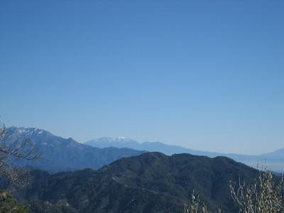 Mt Wilson via Chantry Flat 12-22-14
