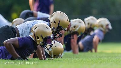 Football Summer Training  7-11