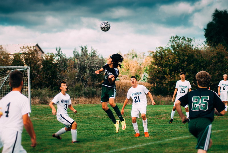 Andy Frommelt (4) - Holy Family Boys Soccer