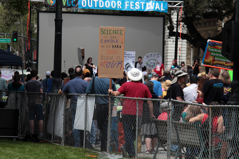 We Rally For Science