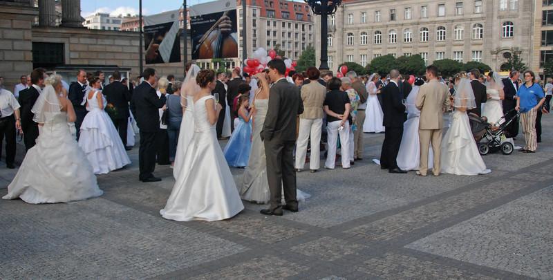 . . . which bride?