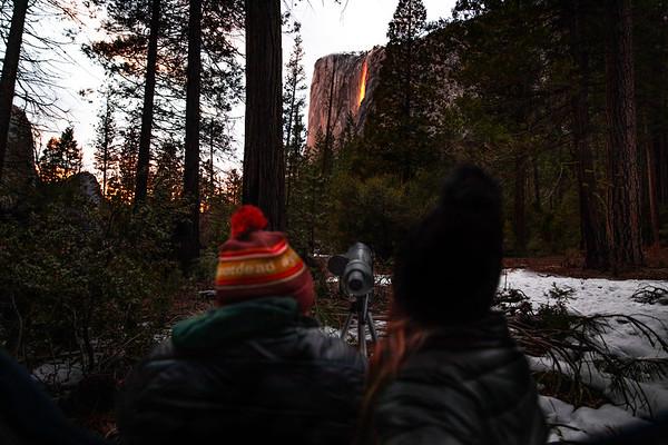 Cory & Sam - Yosemite
