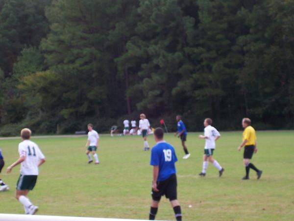 Varsity Soccer vs. Trinity Episcopal