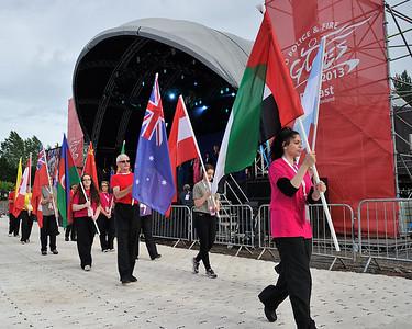 2013 Belfast Northern Ireland Games