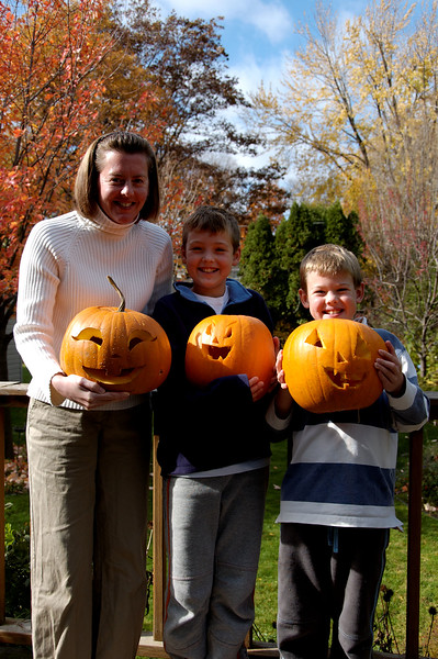 Jack, Will & Amy with Pumpkins (1).jpg
