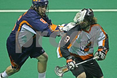 4/16/2010 - Buffalo Bandits vs. Orlando Titans - Amway Arena, Orlando, FL