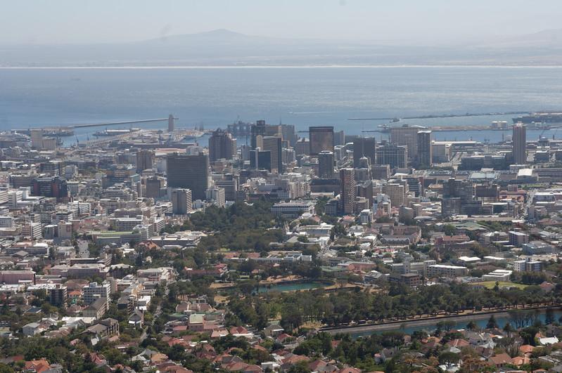 Down town, Cape Town